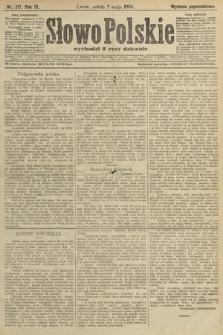 Słowo Polskie (wydanie popołudniowe). 1904, nr217