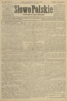 Słowo Polskie (wydanie popołudniowe). 1904, nr253