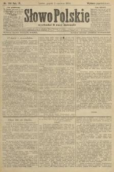 Słowo Polskie (wydanie popołudniowe). 1904, nr260