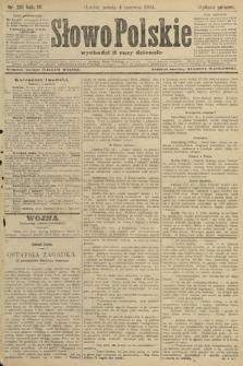 Słowo Polskie (wydanie poranne). 1904, nr261