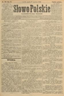 Słowo Polskie (wydanie poranne). 1904, nr283