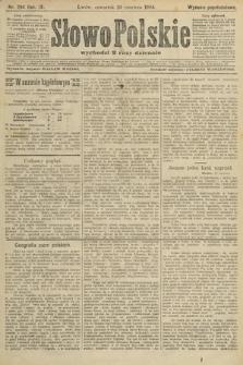 Słowo Polskie (wydanie popołudniowe). 1904, nr294