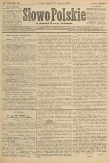Słowo Polskie (wydanie poranne). 1904, nr295