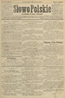 Słowo Polskie (wydanie poranne). 1904, nr297