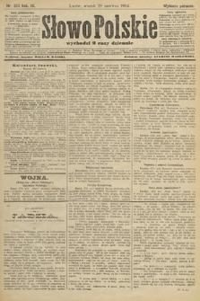 Słowo Polskie (wydanie poranne). 1904, nr301