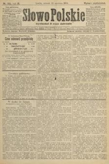 Słowo Polskie (wydanie popołudniowe). 1904, nr302