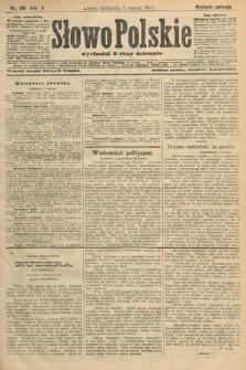 Słowo Polskie (wydanie poranne). 1905, nr109