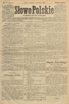 Słowo Polskie (wydanie poranne). 1905, nr156