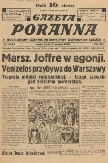 Gazeta Poranna : ilustrowany dziennik informacyjny wschodnich kresów. 1930, nr9444