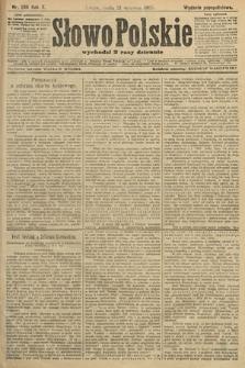Słowo Polskie (wydanie popołudniowe). 1905, nr286