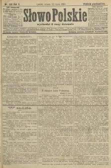 Słowo Polskie (wydanie popołudniowe). 1905, nr338