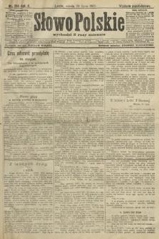 Słowo Polskie (wydanie popołudniowe). 1905, nr350