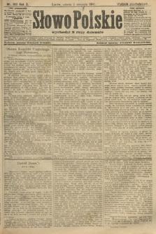 Słowo Polskie (wydanie popołudniowe). 1905, nr362