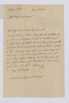 Autografy Heinricha Marschnera i inne materiały z nim związane
