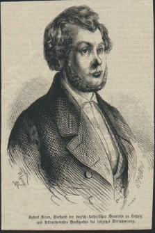 Autografy Roberta Bluma i inne materiały z nim związane