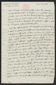 List do Bettiny von Arnim