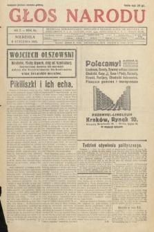 Głos Narodu. 1933, nr7