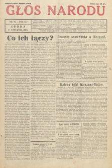 Głos Narodu. 1933, nr10