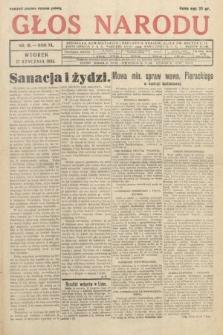Głos Narodu. 1933, nr16