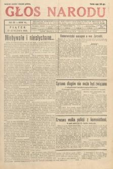 Głos Narodu. 1933, nr26