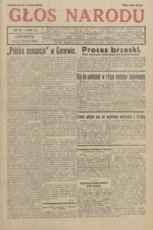 Głos Narodu. 1933, nr38
