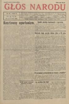 Głos Narodu. 1933, nr39