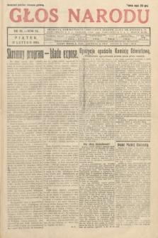 Głos Narodu. 1933, nr46