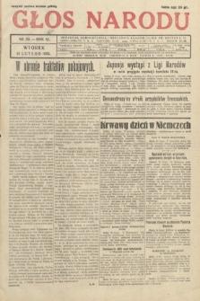 Głos Narodu. 1933, nr50