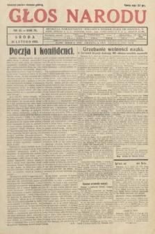 Głos Narodu. 1933, nr51