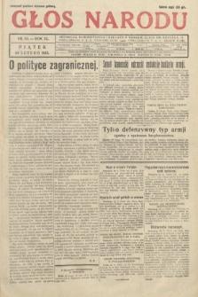 Głos Narodu. 1933, nr53