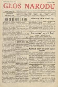 Głos Narodu. 1933, nr59