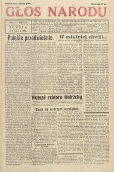 Głos Narodu. 1933, nr61
