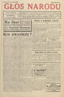 Głos Narodu. 1933, nr62