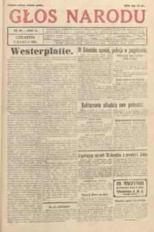 Głos Narodu. 1933, nr66