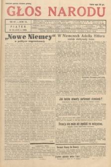 Głos Narodu. 1933, nr67