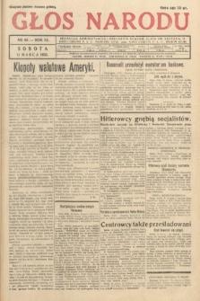 Głos Narodu. 1933, nr68