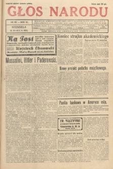 Głos Narodu. 1933, nr69