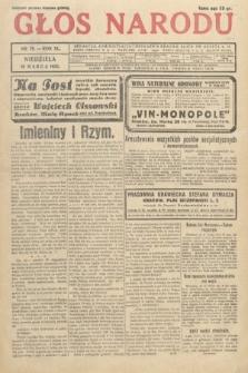 Głos Narodu. 1933, nr76