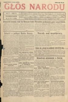 Głos Narodu. 1933, nr77