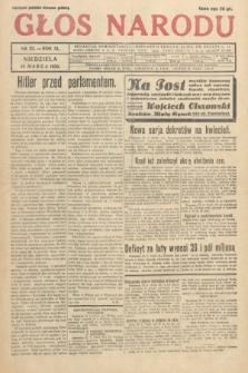Głos Narodu. 1933, nr83