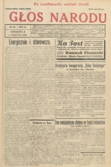 Głos Narodu. 1933, nr90