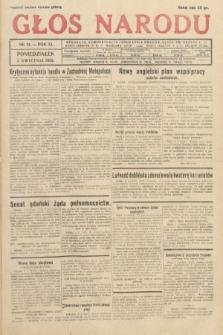 Głos Narodu. 1933, nr91