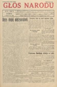 Głos Narodu. 1933, nr92