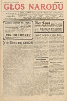 Głos Narodu. 1933, nr97