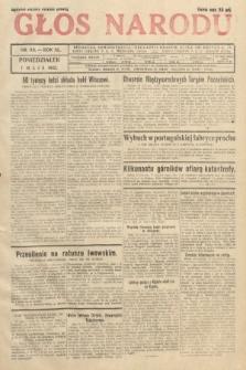 Głos Narodu. 1933, nr116