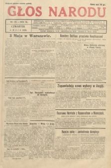 Głos Narodu. 1933, nr119