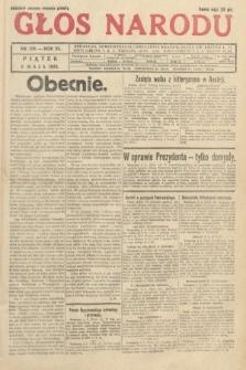 Głos Narodu. 1933, nr120
