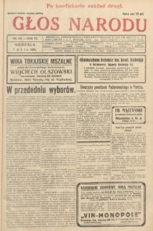 Głos Narodu. 1933, nr122