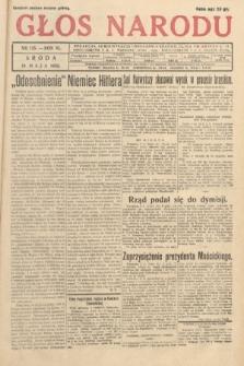 Głos Narodu. 1933, nr125
