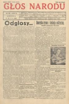Głos Narodu. 1933, nr132